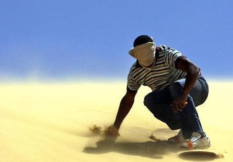 Придумываем название к фото. Вариант: Еду по песку я в доску обутый, то ли доска не едет…by Я люблю ФОТО
